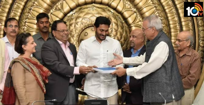 MP Subbirami Reddy agrees with GN Rao committee report