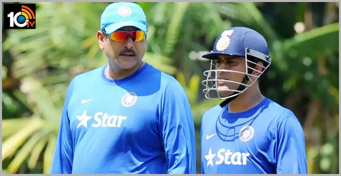 MS Dhoni could return to Indian team after IPL 2020, hints Ravi Shastri