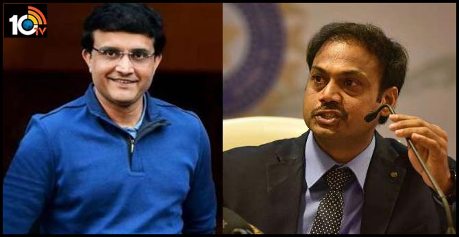 MSK Prasad's replacement to be named soon as Ganguly confirms two changes in India selection committee