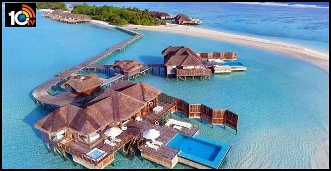 Maldives-style water villas are soon coming to India and here's where you can visit them