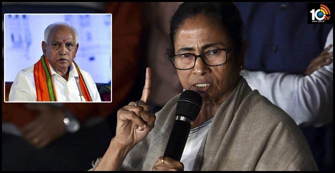 Mamata Banerjee helps out Karnataka victims