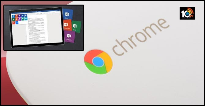 you can use Microsoft Word on a Chromebook, here's how to install it
