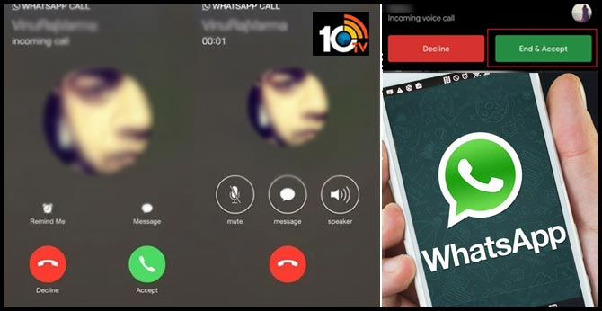 Multiple calls on WhatsApp just got less confusing thanks to call waiting