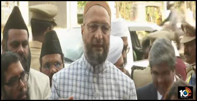 NPR first step towards NRC, Shah misleading country: Asaduddin Owaisi