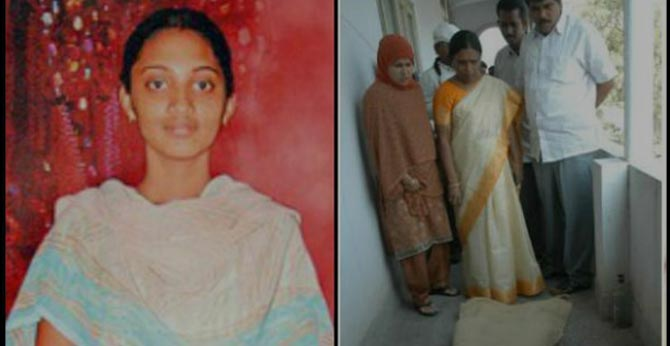 New Twist Ayesha Meera Case Re Postmortem