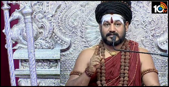 Nobody can touch, no court can prosecute - Nithyananda..