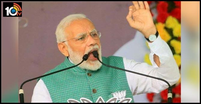 కాంగ్రెస్ కు మోడీ సవాల్...పాకిస్తానీలందరికీ పౌరసత్వం ఇస్తామని చెప్పండి