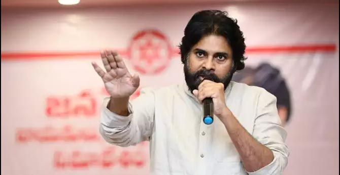 Pawan Kalyan Demand YCP Leaders should apologize to Janasena MLA Rapaka