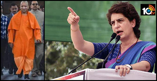Follow dharma symbolised by your saffron clothes: Priyanka Gandhi Vadra on Yogi Adityanath's 'badla' vow