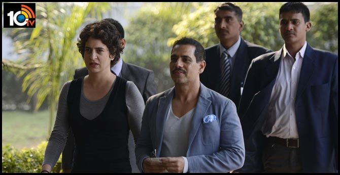 Priyanka Gandhi security breach: I am worried for my daughter, says Robert Vadra