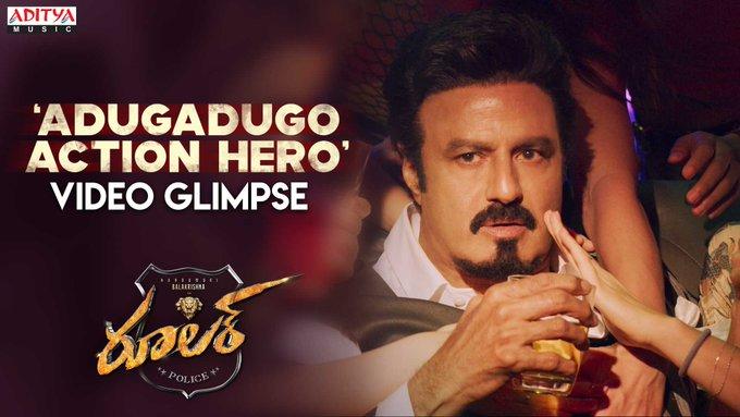 Ruler - Adugadugo Action Hero Video Glimpse