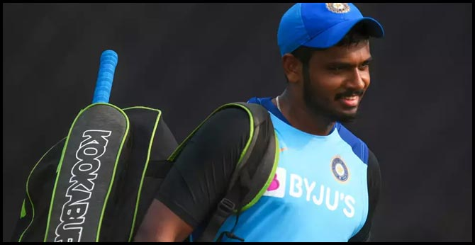 'Better for him to play for another country' – Twitter livid as India bench Sanju Samson again