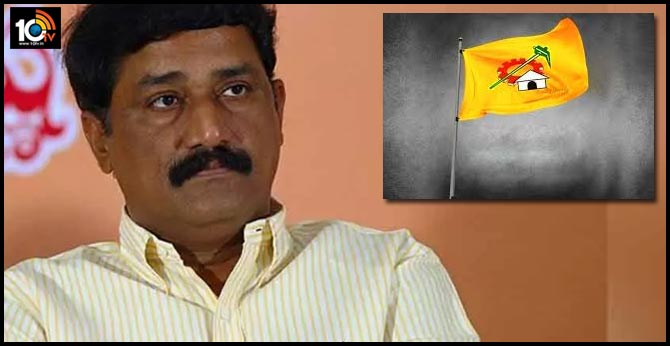 Some TDP leaders against to Capital formation in Vizag