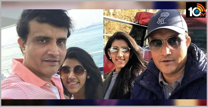 "Sourav Ganguly Says Daughter's Post Regarding Citizenship Law ""Not True"""