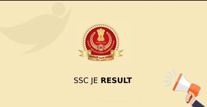 Staff Selection Commision: Junior Engineer Paper 1 Exam Results Out