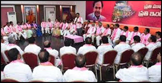 TRS MLAs complains to Party Highcomand on MLCs