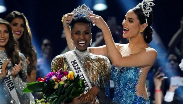 Miss Universe 2019 winner is Miss South Africa Zozibini Tunzi, India's Vartika Singh crashes out
