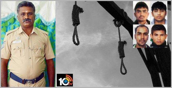 Tamil Nadu Cop Volunteers To Hang Nirbhaya Rape Case Convicts