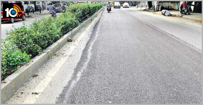 To control traffic congestion: slip roads In Greater Hyderabad