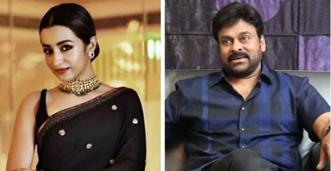 Trisha to get back to Tollywood with Chiranjeevi- Koratala Movie