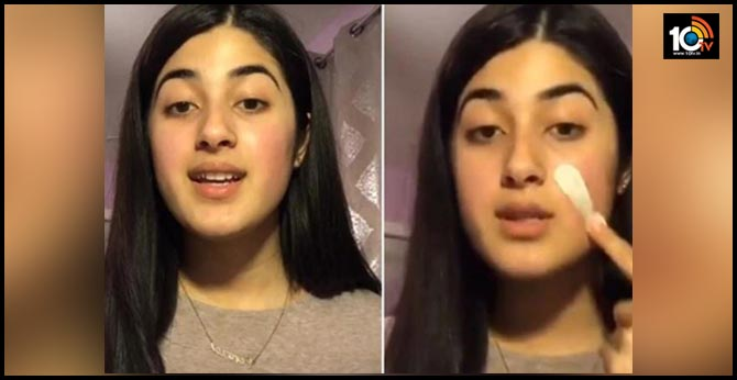 US teen who blasted China with eyelash tutorial, criticises CAA in new viral skincare video