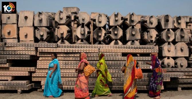 Uttar Pradesh govt identifies plots for Ayodhya mosque