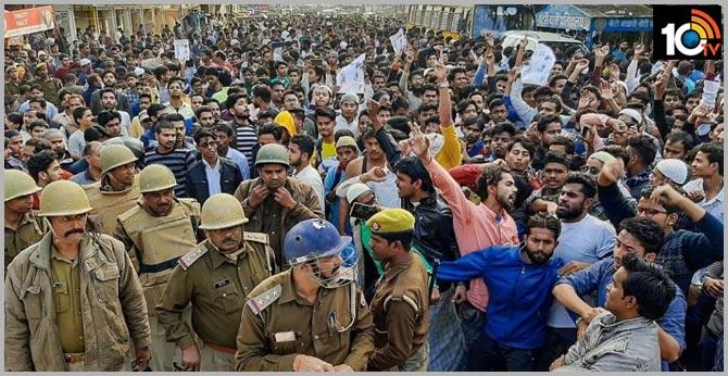 Uttar Pradesh violence CAA Protest
