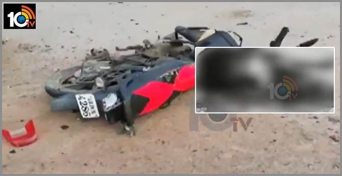 bomb blast at adilabad district