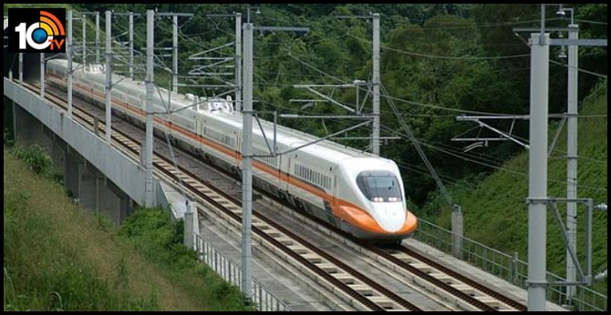 centre Government gives approval for semi high speed rail project in kerala