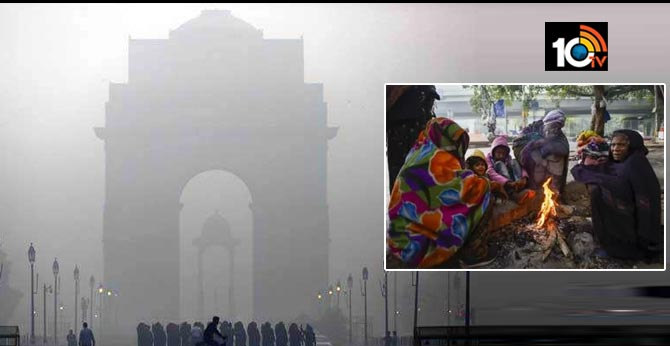 cold waves shiver north india