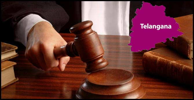 36 fast track courts in Telangana, High court green signal
