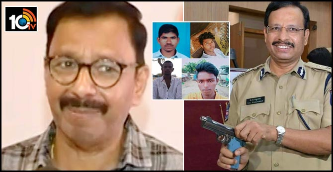 hyderabad cp vc sajjanar brother responds over disha case culprits encounter