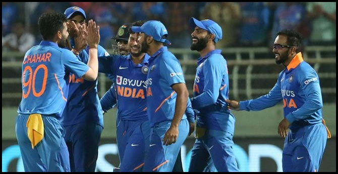 india won on west indies in 2nd odi