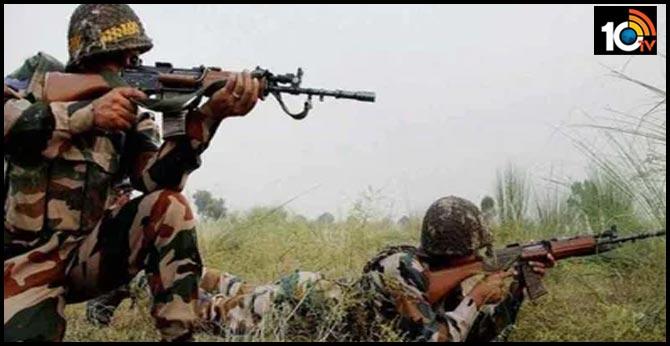 Indian Army foils BAT action by Pakistan Army along LoC; kills two Pakistani SSG commandos