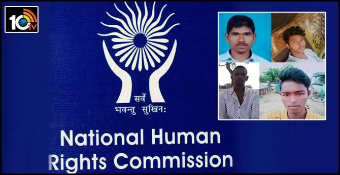 nhrc taken disha accused as sumoto