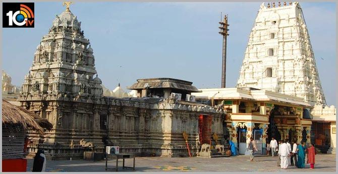 no grahanam effect on Srikalahasti Temple