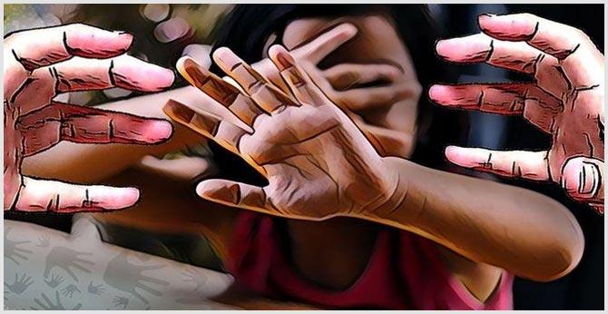 seven members rape minor girl