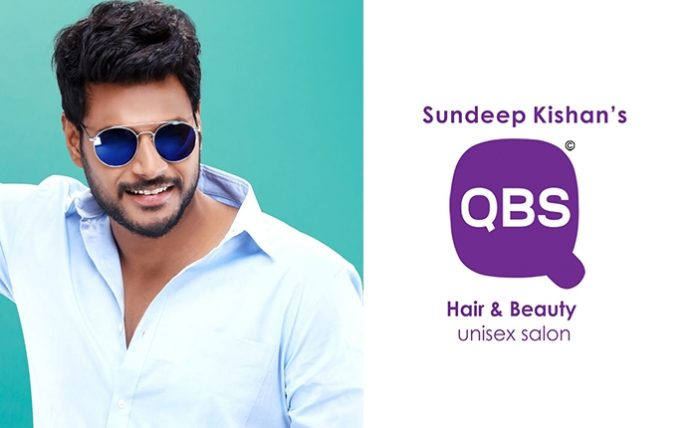 sundeep kishan ventures into a new business