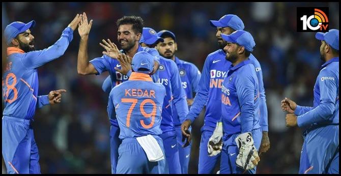 team india big score in visakha odi