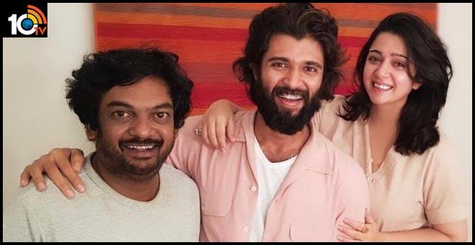 vijay deverakonda, puri jagannadh's fighter to be a pan indian film