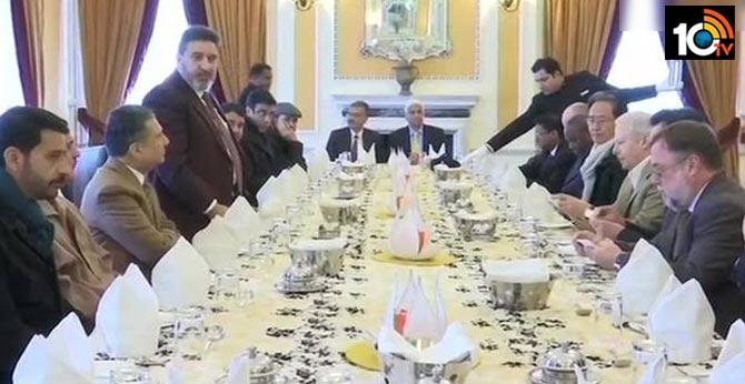 15 Foreign Envoys In J&K