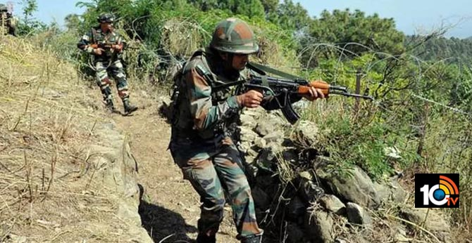 2 Soldiers Killed in Gunfight With Infiltrators Along LoC Day After New Army Chief's Warning to Pakistan