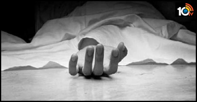 A son commits suicide, he could not tolerate his father's death