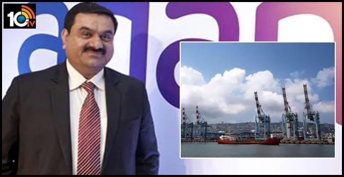 Adani Ports to acquire 75% stake in Krishnapatnam Port for Rs 13,572 crore