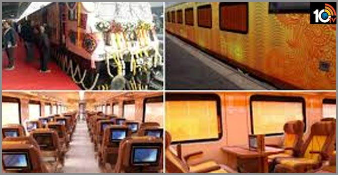 Ahmedabad-Mumbai Tejas Express flagged off. Know ticket fare, other details