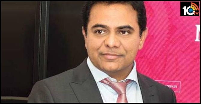 Another ambitious invitation to KTR