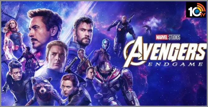 Avengers Endgame gets best profit at India in 2019
