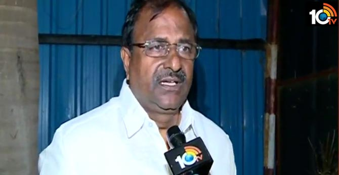 BJP LEADER SOMU VEERAJU COMMENTS ON AP LEGISLATIVE COUNSIL CHAIRMAN