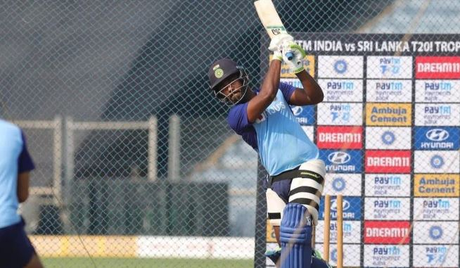 Comma: Sanju Samson's simple tweet suggests game on despite puzzling omission