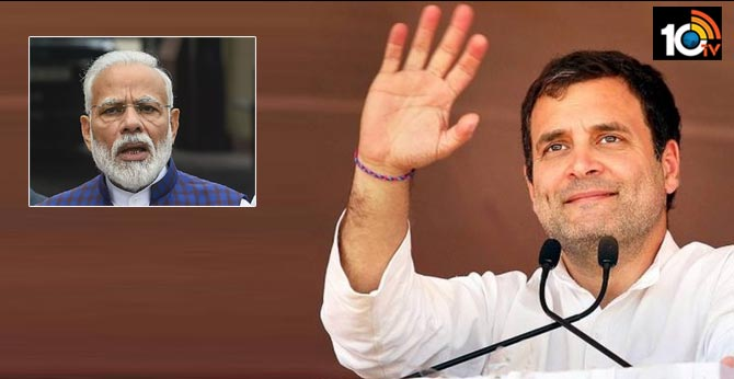 Congress convention being planned in Udaipur for reelecting Rahul Gandhi as president, say party sources